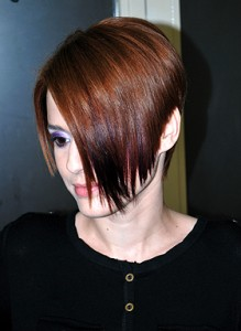 Hajas fejbőr pikkelysömör hajvágás